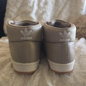 03a8710a4b17be adidas Shoes - Adidas Pro Model High Top Shell Toes - NWOT